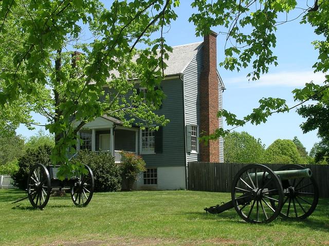 Peers House, Appomattox Courthouse, VA