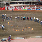 Calgary stampede - the big rodeo