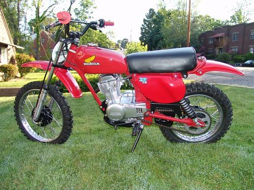 1978 Honda XR75