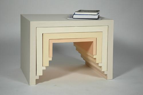 Florian Kräutli » Blog Archive » Stacking Nesting Tables