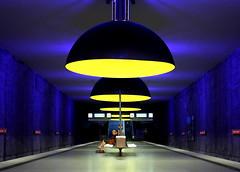 Below the Yellow Light