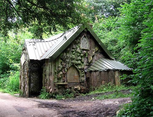 The Grimm Tea Party Blaise Rustic Cottage