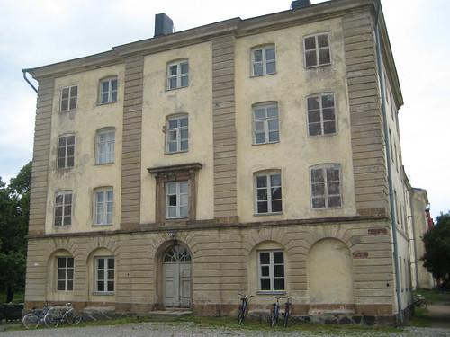 Noakin arkki Suomenlinnassa