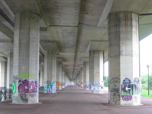 Milano -  sottopassaggio
