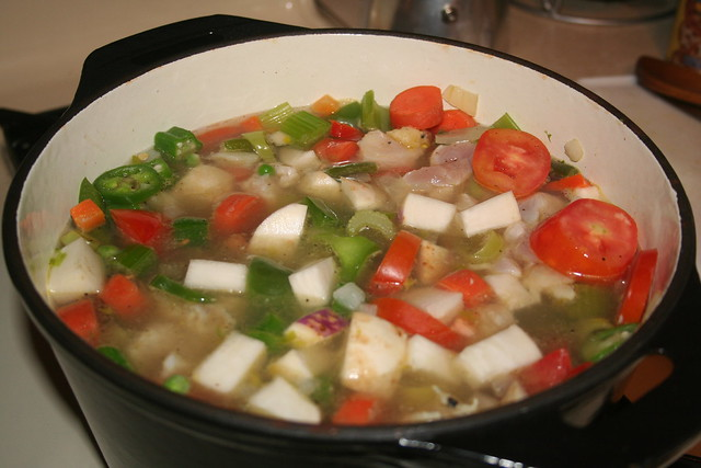Hearty Chicken Vegetable Soup | Flickr - Photo Sharing!