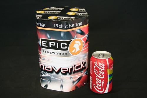 EpicFireworks- Maverick 19 Shot Barrage
