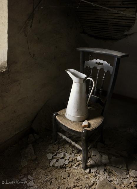 Vermeer's lost room