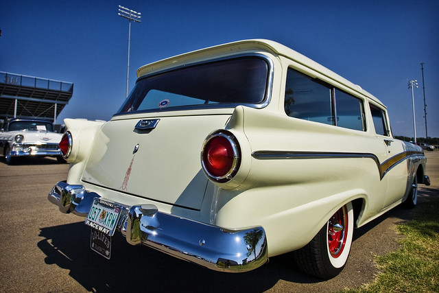 1957 ford 2 door wagon perkins ok 9 27 2008 view on for 1957 ford 2 door