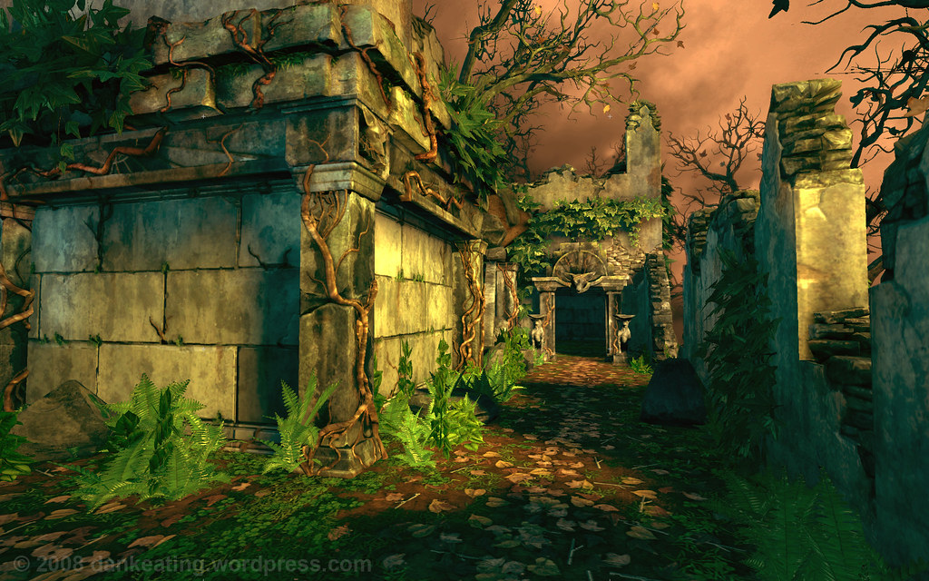 CEREBRUS level screenshot