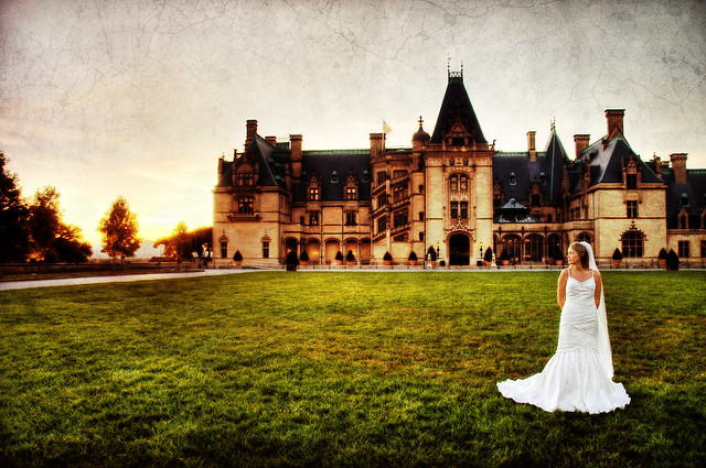 Biltmore Estate Wedding Bridal Shoot Flickr Photo Sharing
