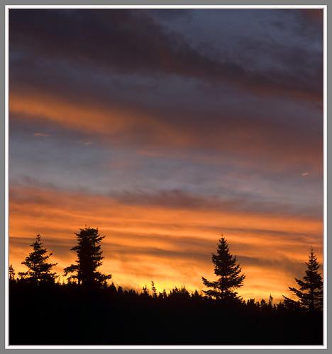 november panorama sunrise newfoundland mygarden mywinners