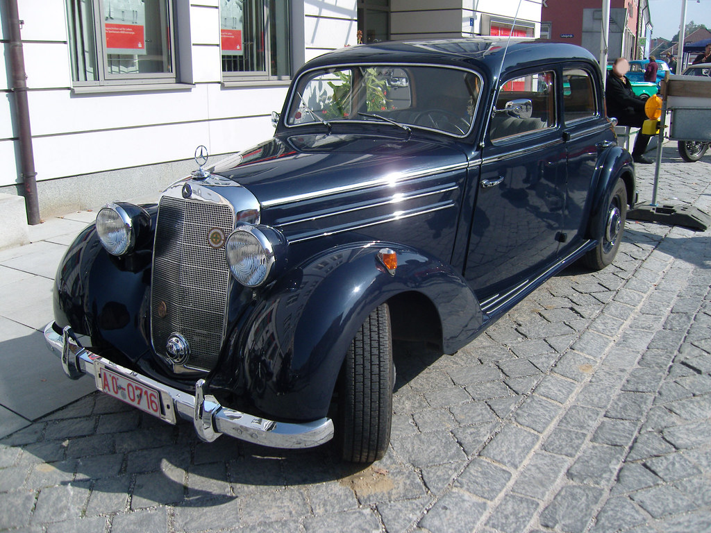 Image gallery 1946 mercedes for 1946 mercedes benz