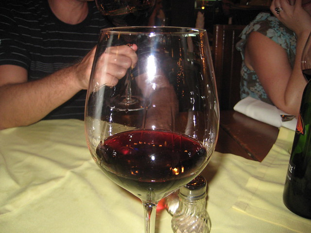 The Biggest Wine Glass Ever Flickr Photo Sharing
