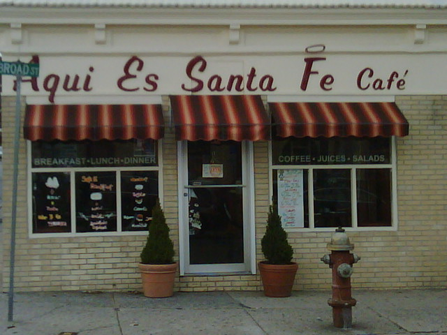Aqui Es Santa Fe Cafe Port Chester Ny Flickr Photo