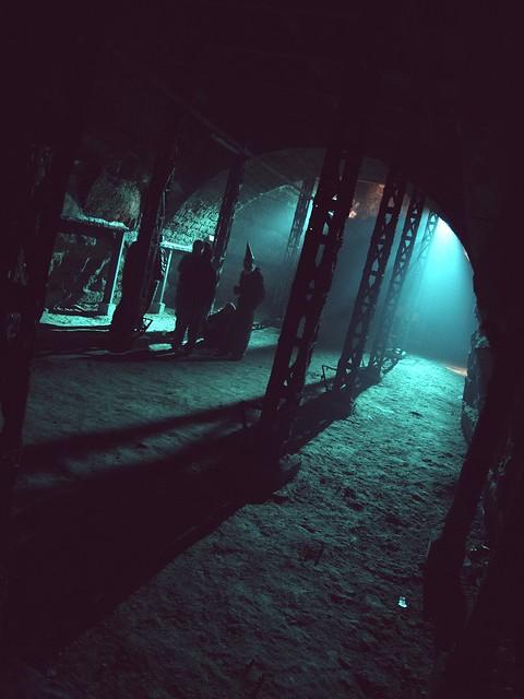 Underground Party?