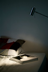 Robert in my bed