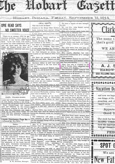 Gazette 9-11-1914