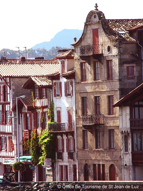 Maison ravel office de tourisme de saint jean de luz flickr photo sharing - Office tourisme saint jean de luz ...