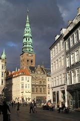 COPENHAGEN  - Stroget & Kunsthallen Nikolaj