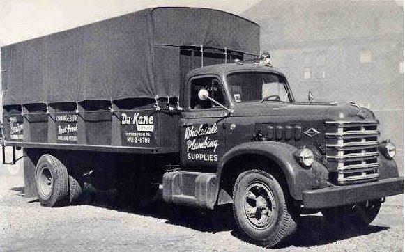 1956 Diamond T 630 630H Truck