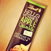 "Lindt ""Hello my name is"" series new flavor #apple #crumble #lindt #hello #chocolate #swisschocolate #nicetomeetyou #shopping #new #foodphoto #instafood"