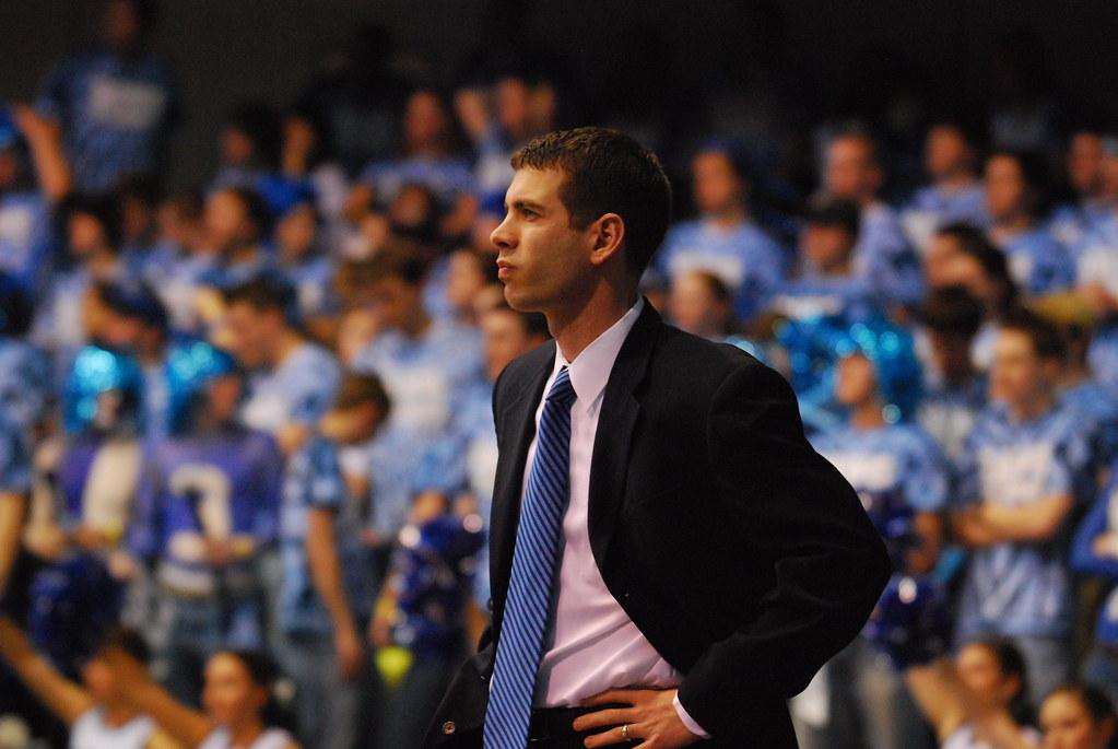 Coach Brad Stevens
