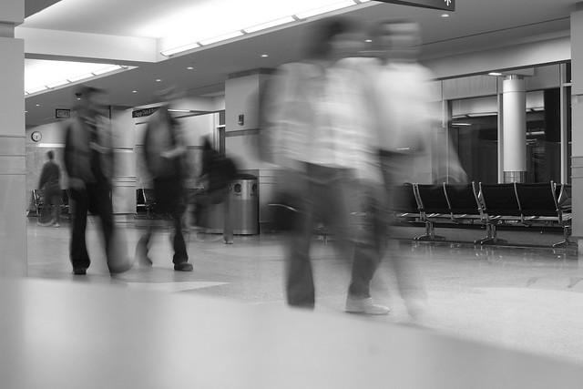 Airport Boredom