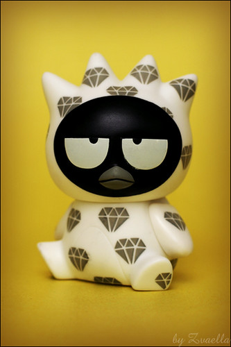 U.O. Blindbox - Diamond Badtz - Face
