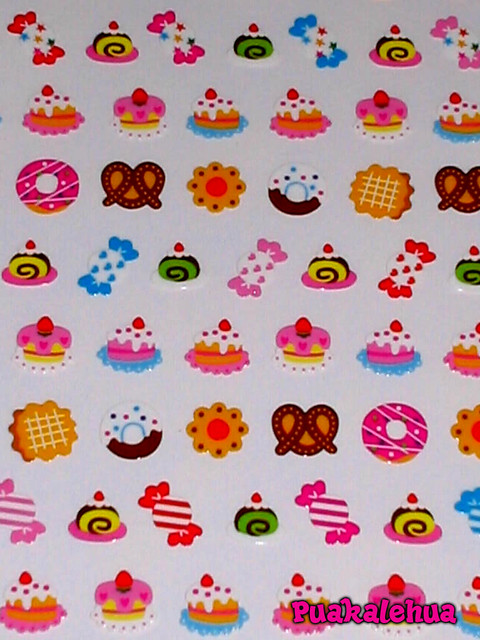 Cute Food Stickers   Flickr - Photo Sharing!