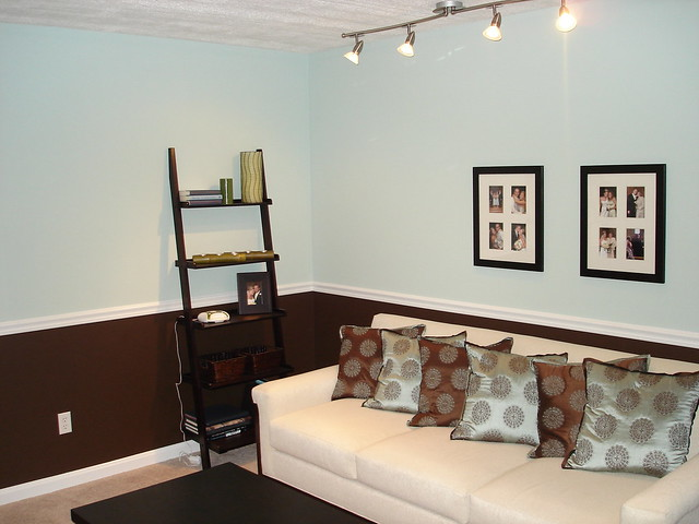 Two Tone Living Room Flickr Photo Sharing