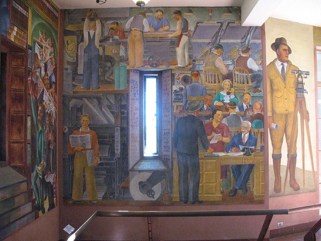 2566408849 a8bf62abc0 for Coit tower mural
