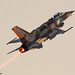 I feel the need....the need for speed!  Israel Air Force by xnir