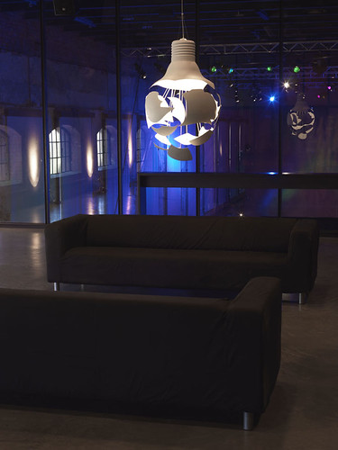 Design Blog Sociale - 3 July 2008 - Scheisse pendant lamp by Hans Bleken Rud for Northern Lighting C