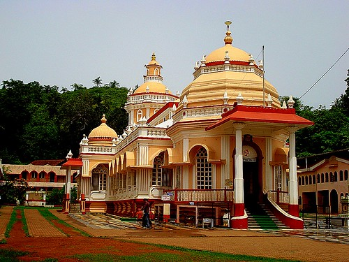 Shri Mangeshi Temple, Goa..