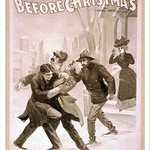 Frank Burt & Geo. H. Nicolai present a pastoral play The night before Christmas by Hal Reid.