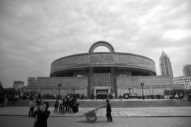 Shanghai - Jingan - Shanghai Museum