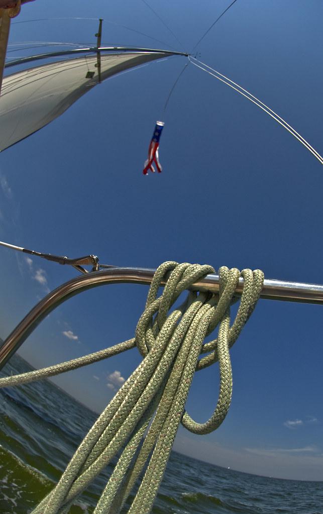 sailing line