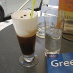 Coffee in Syros, Greece