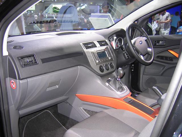 Ford kuga interior flickr photo sharing for Interior ford kuga