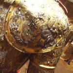 Armor for Henry II of France (detail)