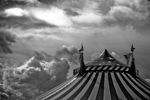 Fun of the big top.