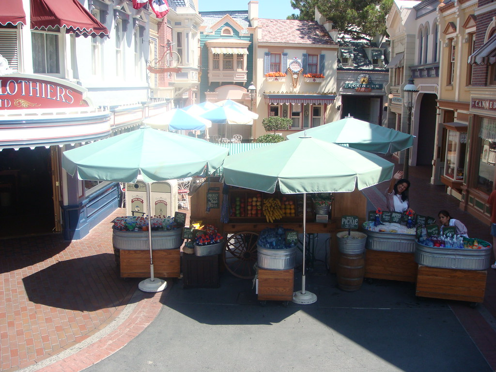 Fruit Stand on Main Street