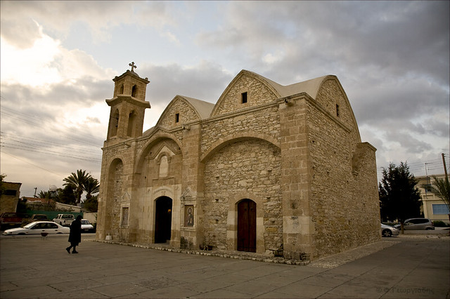 Αθηαίνου, ναός Αγίου Φωκά
