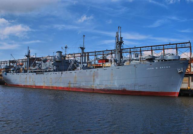 SS John W. Brown Liberty Ship_14