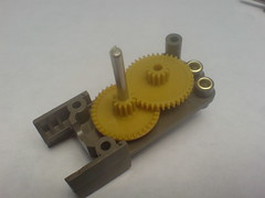 gear, yellow,