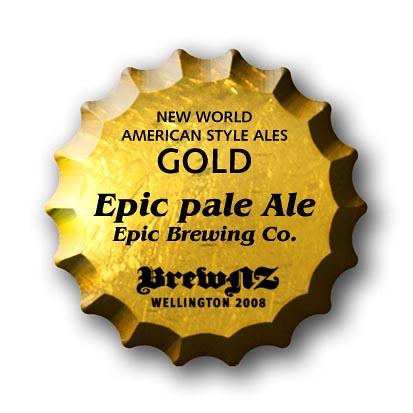 Gold Medal - Epic Pale Ale