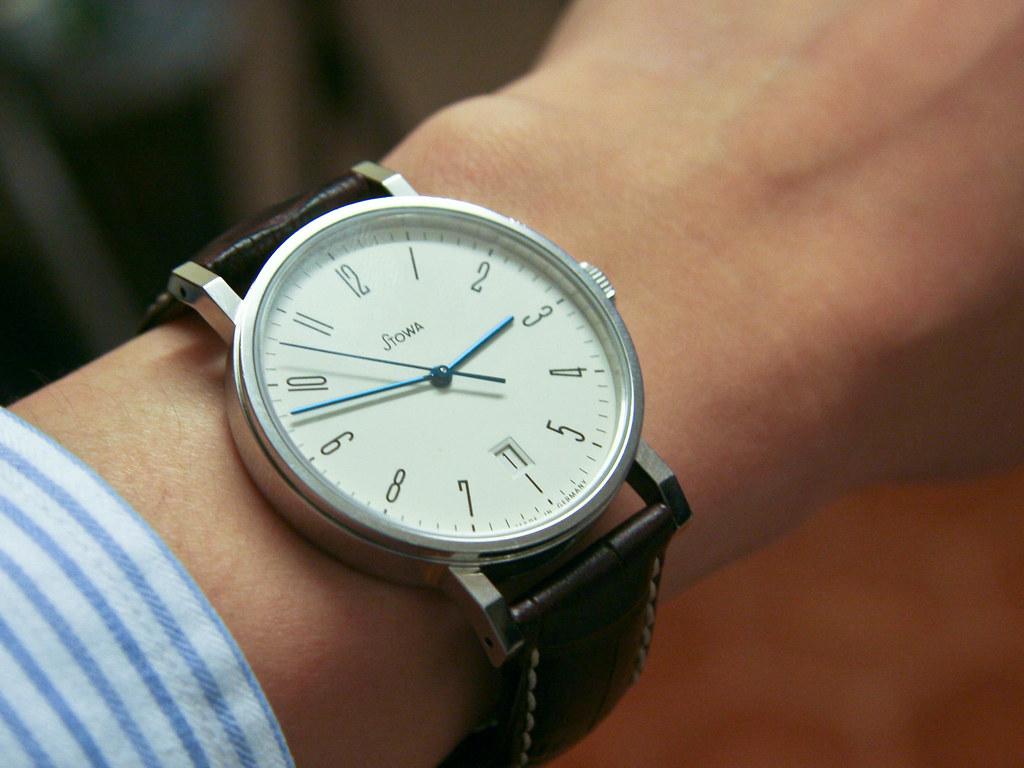 Stowa Antea wristshot