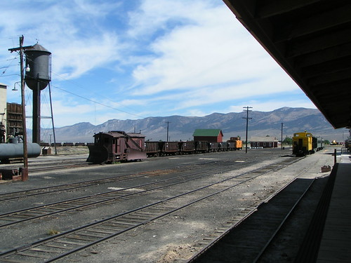museum nevada railway ely northern nnry