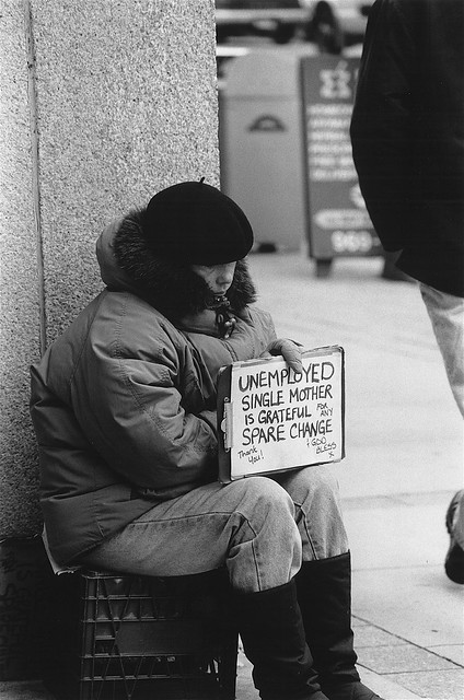 Homeless from Flickr via Wylio