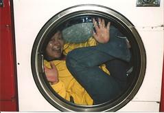 Keiko in Dryer